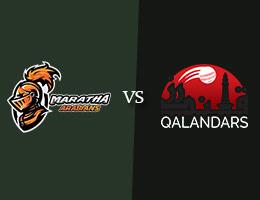 Maratha Arabians vs Qalandars T10 Prediction