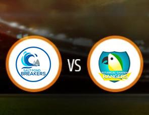 Salt Pond Breakers vs Botanical Garden Rangers Match Prediction