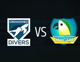 Botanic Gardens Rangers vs Grenadines Divers Prediction