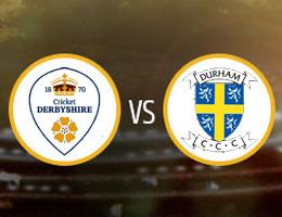 Derbyshire vs Durham Match Prediction