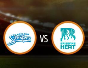 Adelaide Strikers women vs Brisbane Heat women Match Prediction