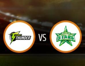Sydney Thunderwomen vs Melbourne Stars women Match Prediction