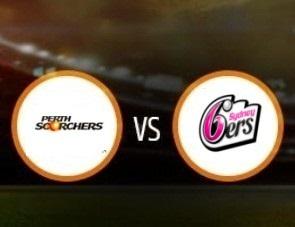Perth Scorchers Women vs Sydney Sixers Women Match Prediction