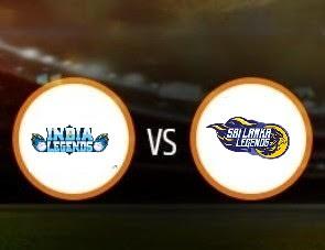 India Legends vs Sri Lanka Legends Final Match Prediction