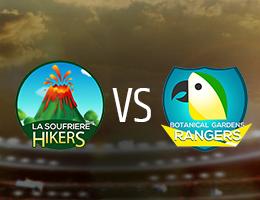 La Soufriere Hikers vs Botanic Garden Rangers Prediction