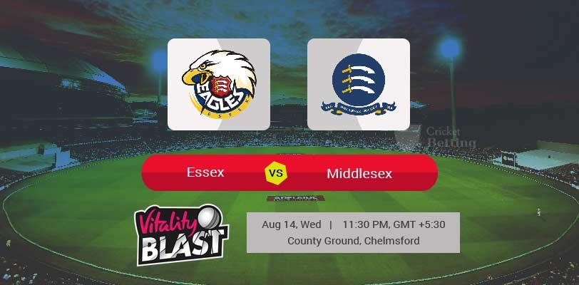 Essex vs Middlesex