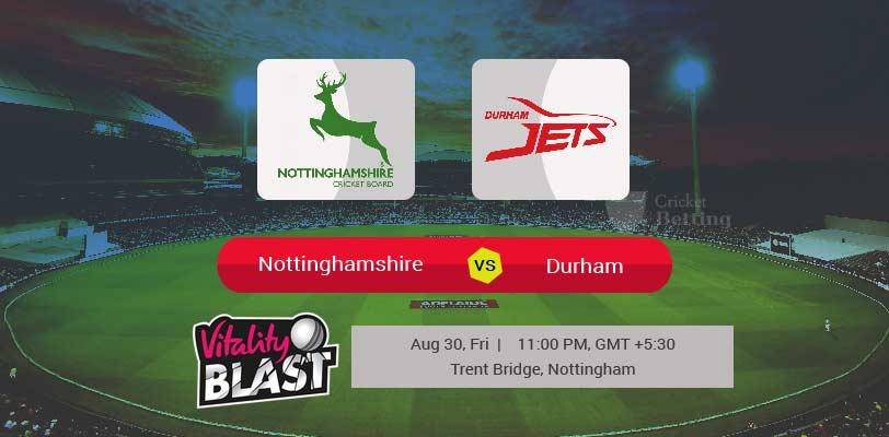 Nottinghamshire vs Durham