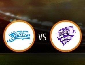 Adelaide Strikers Women vs Hobart Hurricanes Women Match Prediction