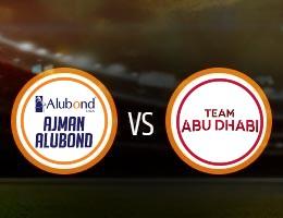 Ajman vs Abu Dhabi Match Prediction