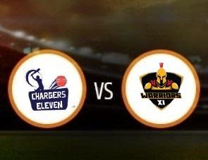 Chargers XI vs Warriors XI Match Prediction