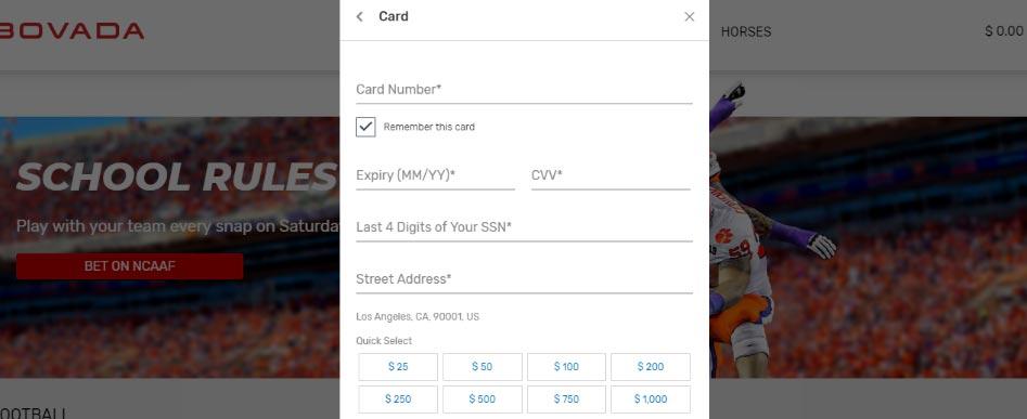 enter-card-detials