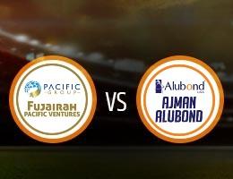 Ajman vs Fujairah Match Prediction