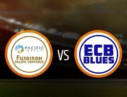 Fujairah vs ECB Blues Match Prediction