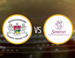 Gloucestershire vs Somerset Match Prediction