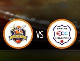 Greater Helsinki CC vs Empire CC Match Prediction