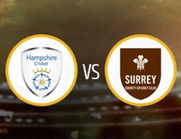 Hampshire vs Surrey Match Prediction