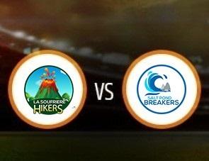 La Soufriere Hikers vs Salt Pond Breakers Match Prediction