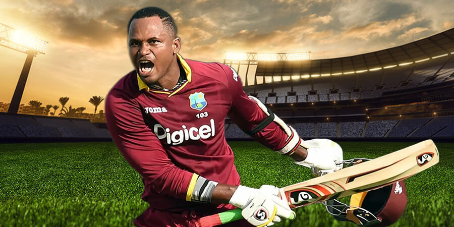 Marlon Samuels is charged by the ICC anti-corruption unit