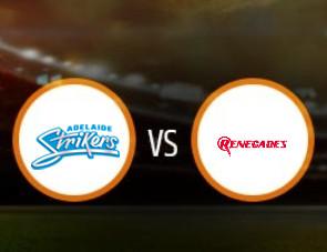 Adelaide Strikers Women vs Melbourne Renegades Women Match Prediction