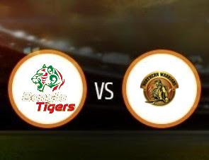 Bangla Tigers vs Northern Warriors T10 Match Prediction