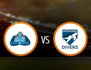 Dark View Explorers vs Grenadines Divers Match Prediction