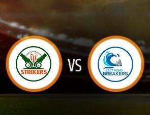 Fort Charlotte Strikers vs Salt Pond Breakers Match Prediction