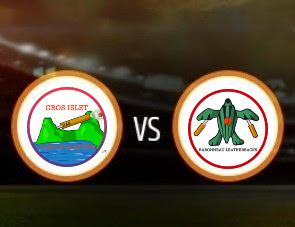 Gros Islet Cannon Blasters vs Babonneau Leatherbacks T10 Match Prediction