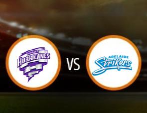 Hobart Hurricanes Women vs Adelaide Strikers Women Match Prediction