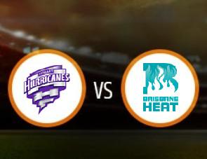 Hobart Hurricanes Women vs Brisbane Heat Women Match Prediction