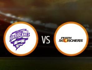 Hobart Hurricanes Women vs Perth Scorchers Women Match Prediction