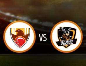 Jaffna Stallions vs Dambulla Viiking LPL Match Prediction