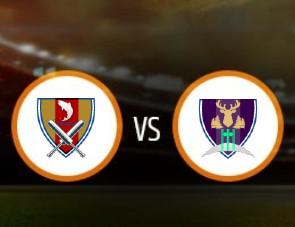 Kandy Tuskers vs Colombo Kings LPL Match Prediction