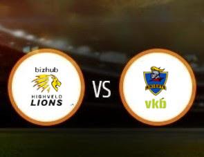 Lions vs Knights CSA T20 Match Prediction