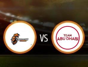 Maratha Arabians vs Team Abu Dhabi T10 Match Prediction