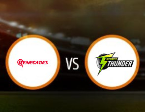 Melbourne Renegades Women vs Sydney Thunder Women Match Prediction