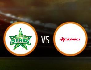 Melbourne Stars Women vs Melbourne Renegades Women Match Prediction