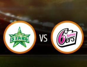 Melbourne Stars Women vs Sydney Sixers Women Match