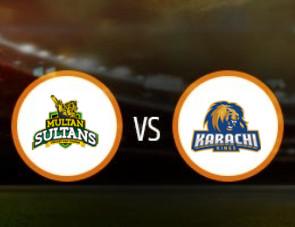 Multan Sultans vs Karachi Kings PSL Match Prediction