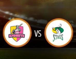 Northern Knights vs Central Stags Super Smash T20 Match