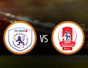 Prague CC Rooks vs Brno Rangers T10 Match Prediction