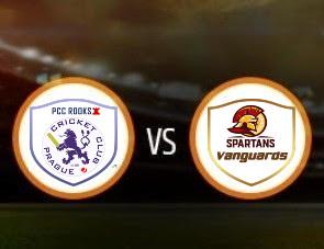 Prague CC Rooks vs Prague Spartans Vanguards T10 Match Prediction