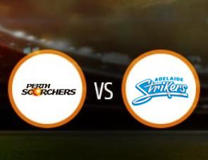Perth Scorchers Women vs Adelaide Strikers Women Match