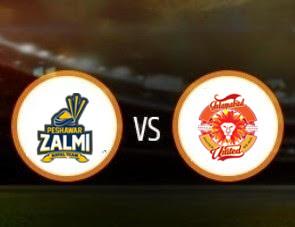 Peshawar Zalmi vs Islamabad United PSL T20 Match Prediction