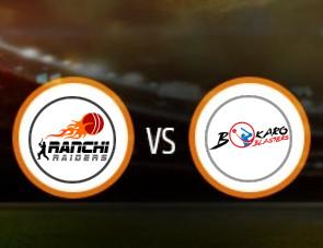 Ranchi Raiders vs Bokaro Blasters Match Prediction