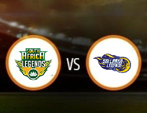 South Africa Legends vs Sri Lanka Legends Match