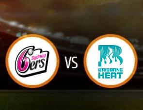 Sydney Sixers Women vs Brisbane Heat Women Match Prediction