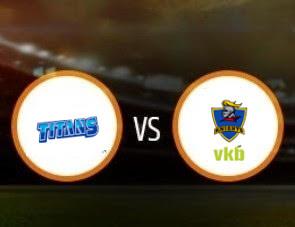 Titans vs Knights CSA T20 Match Prediction
