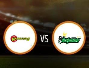 Warriors vs Dolphins CSA T20 Match Prediction