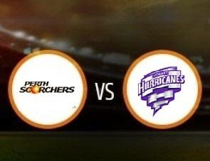 Perth Scorchers Women vs Hobart Hurricanes Women Match