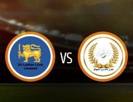 Sri Lankan Lions Limassol CC vs Riyaan CC Match Prediction
